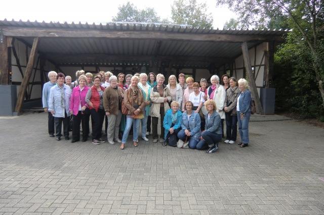 Ausflug Birgel 2013