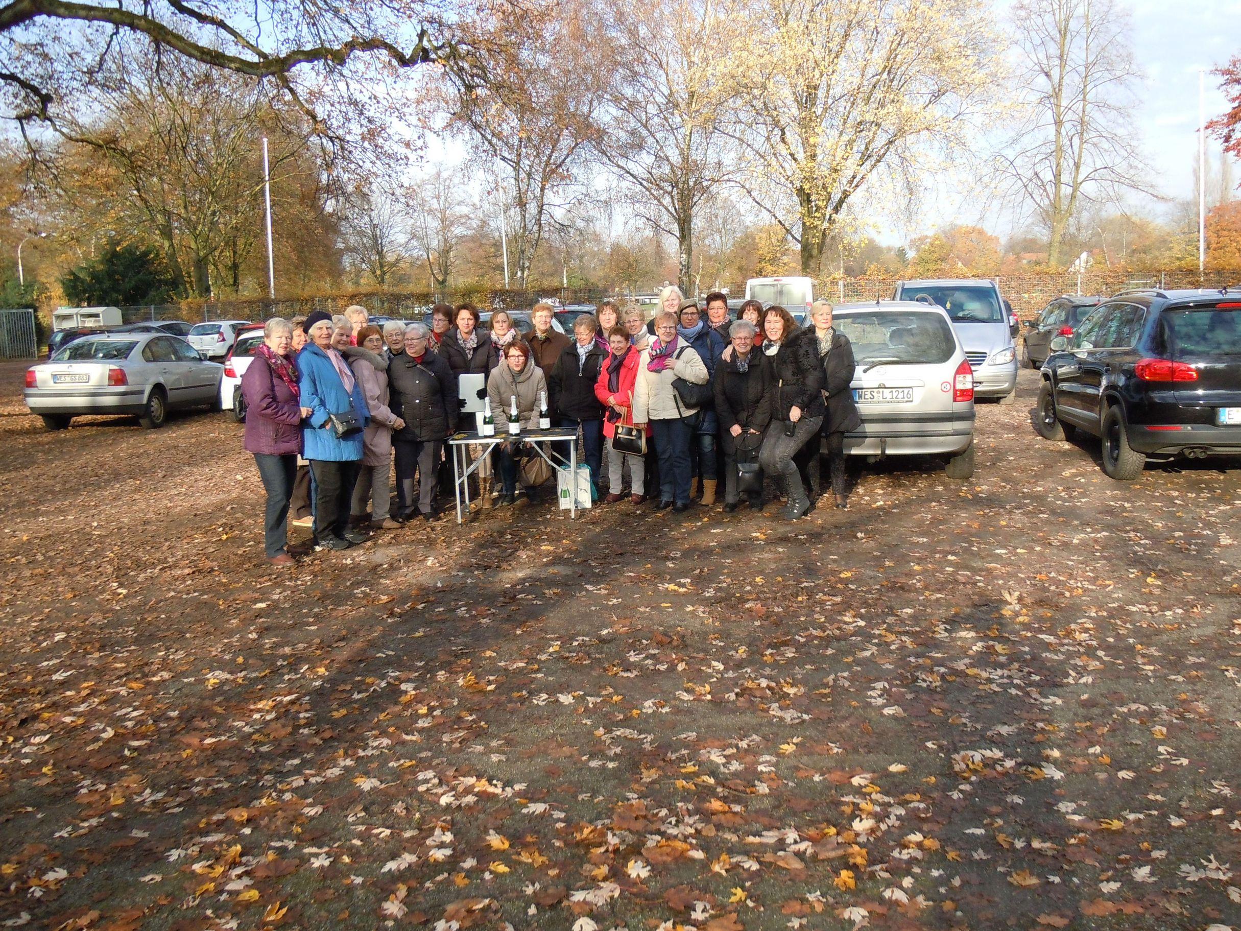 Bustour nach Xanten 2014