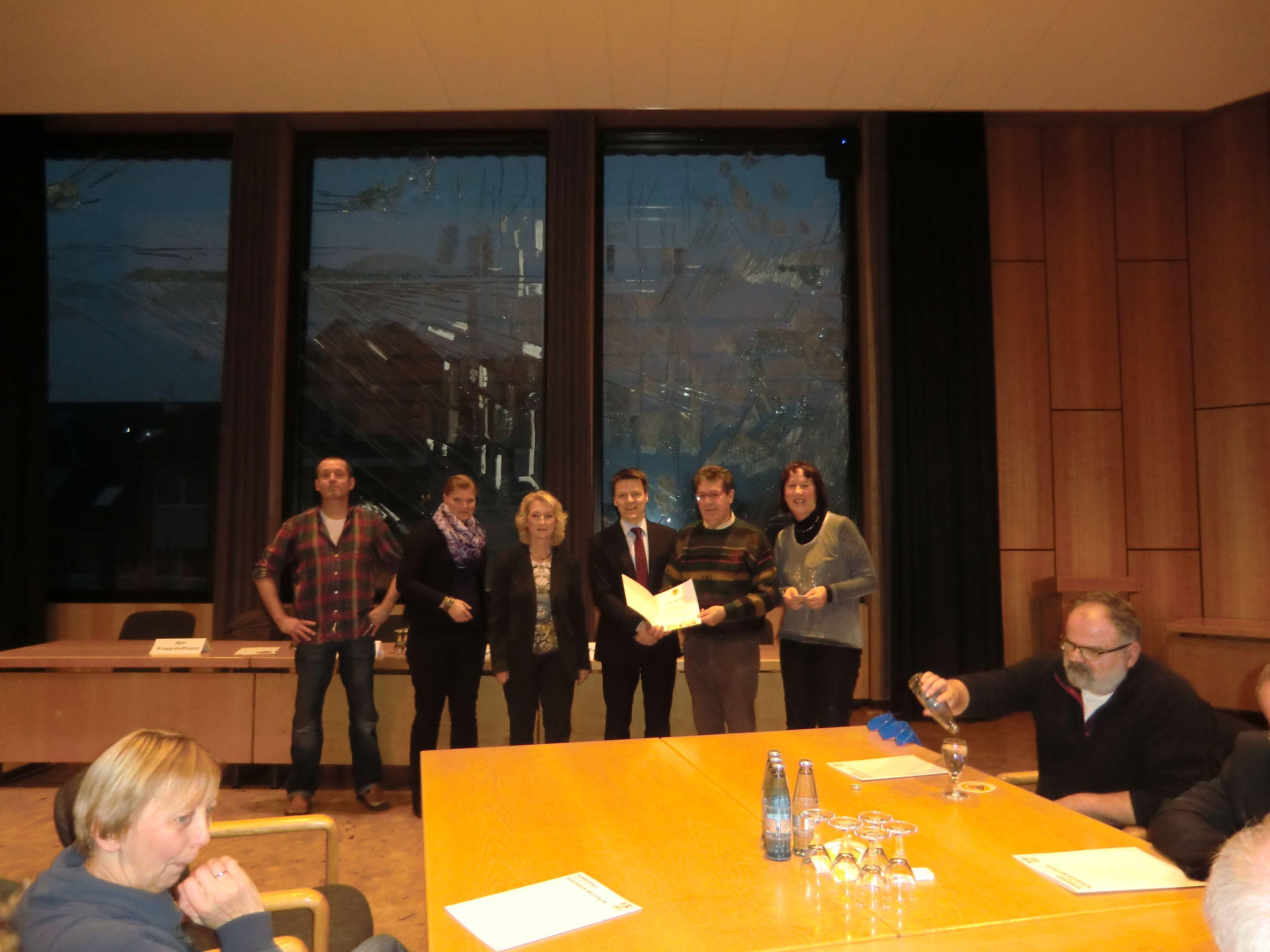 Kinderschutzsiegel Verleihung 2015